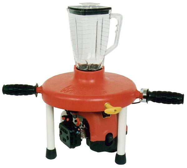 Daiquiri Whacker Gas Powered Portable Blender